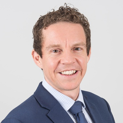 Image of Fraser Thompson who used Globality's consulting services
